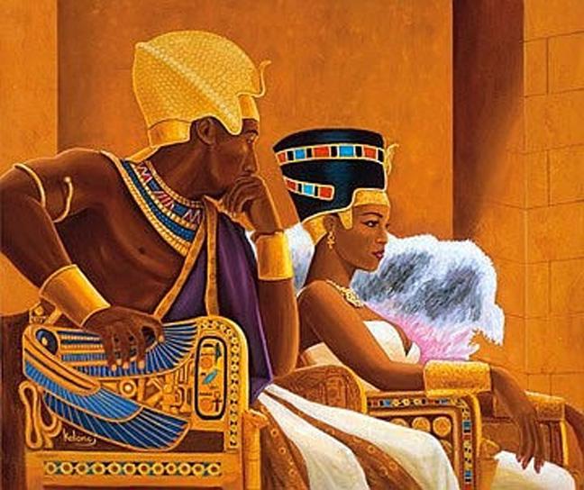 Community - Portail Pharaon-egypte-reine-egypte